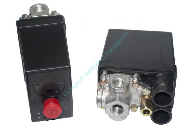 Автоматика компрессора 4 выхода 220В (D0033/ET-205023)