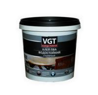 Клей ПВА водостойкий (для ответственных столярных работ) 1,0 кг. VGT