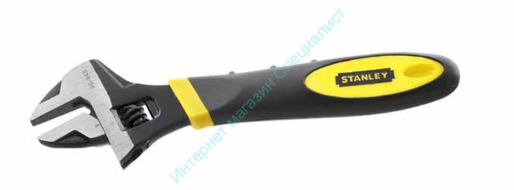 Ключ разводной STANLEY MAXSTEEL 200 мм 0-90-948
