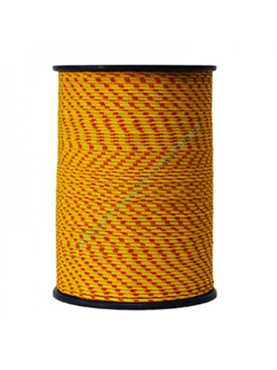 Шнур полипр.плет. 3мм 16пр.серд.(300м) цена за 1м