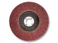 Круг лепестковый торцевой по мет.d125 P  80